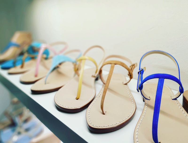 Dea Sandals Capri