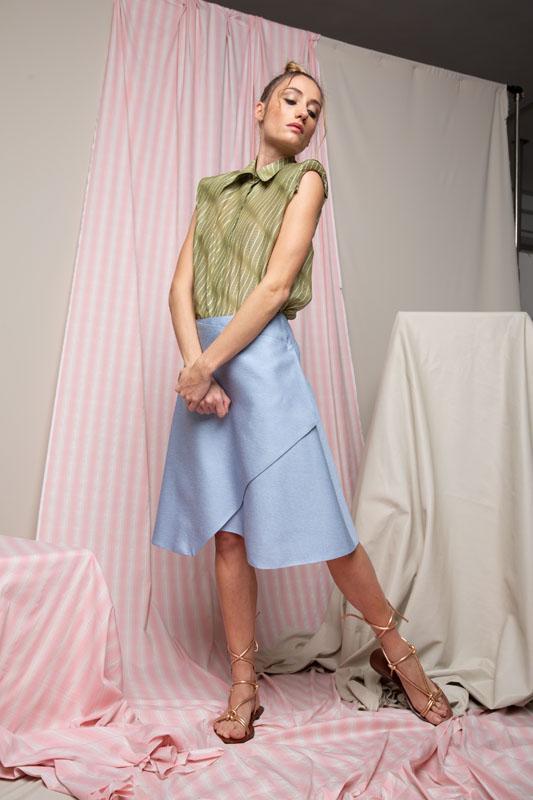 Skirt - Art. 4  SK 01  -PE21