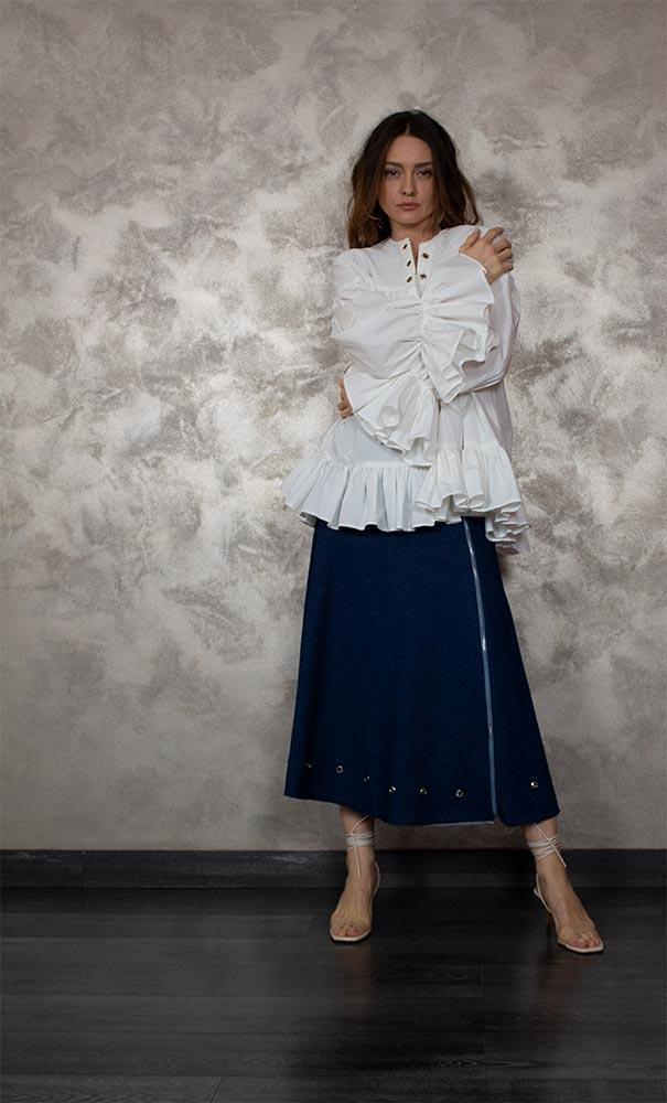 Skirt - Art. Denim SK1-4V1