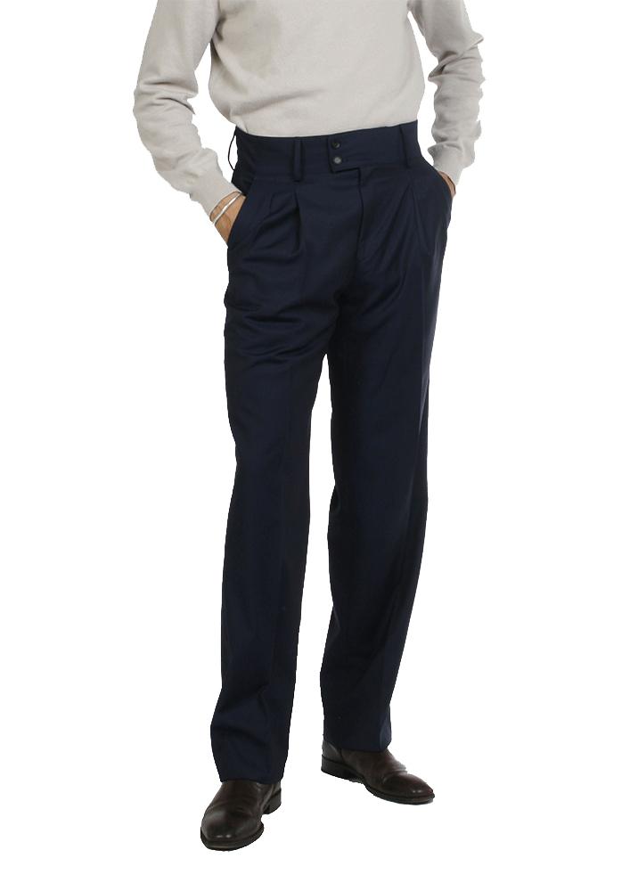 Trousers - Art. MEIKO TROUSERS V2AG37FW21-22 - BLUE