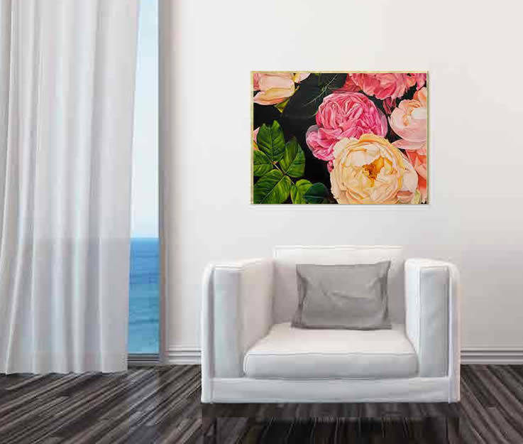 Wall Decor - Art. Bloom