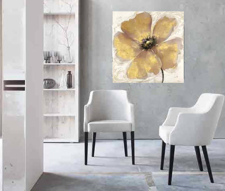 Wall Decor - Art. Petals