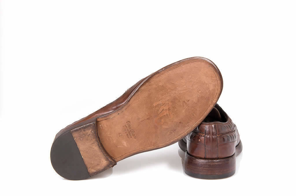 Brown Derby Shoes - Art. 126